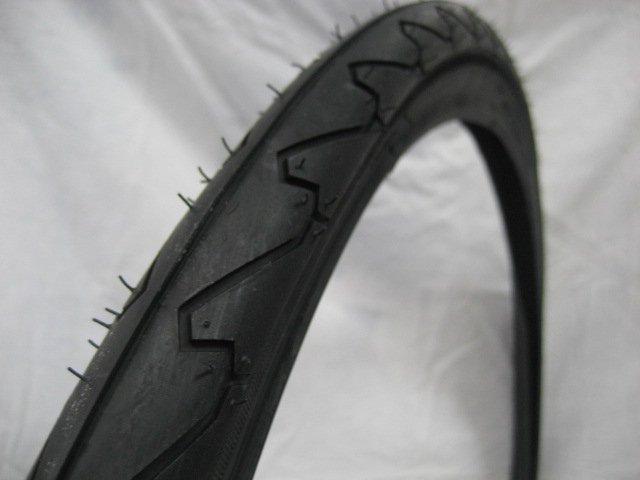 26x1.50 黒 スリックタイヤ (1本)