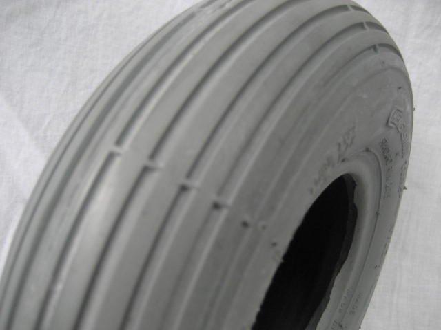 2.80/2.50-4タイヤ グレー