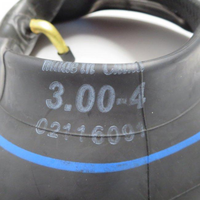 ホンダモンパルML100前輪タイヤ用チューブ 3.00-4 L口