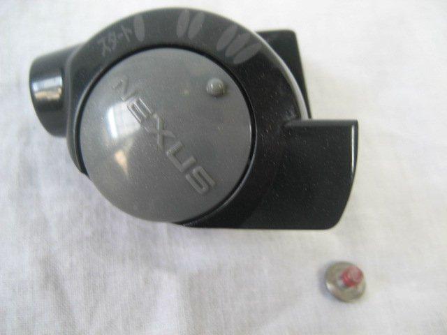 シマノ インター3ピアノタッチレバー用カバー 黒