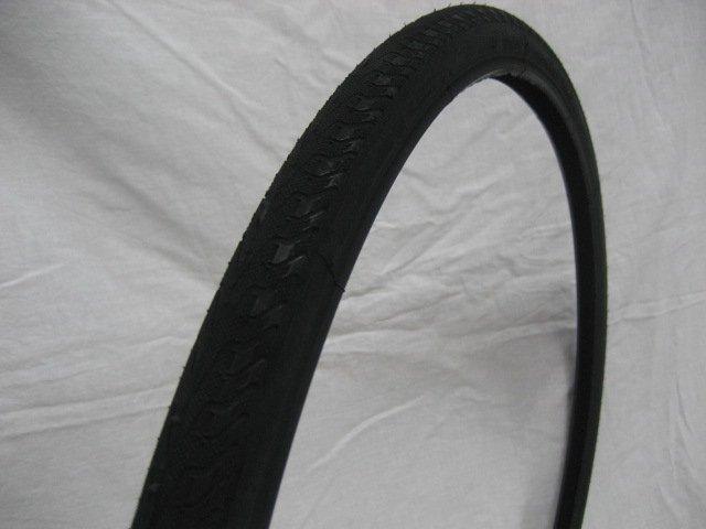 24x1 黒 タイヤ (1本)  600x25C