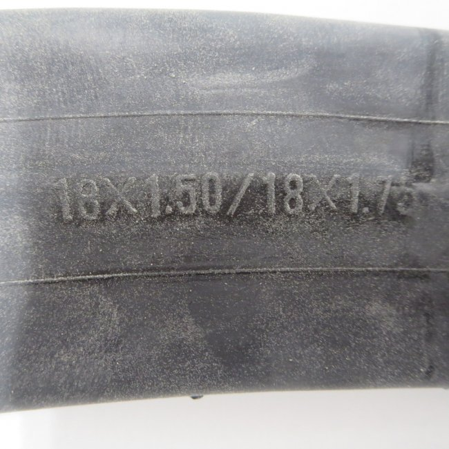 18x1.50/1.75 米口チューブ(1本)