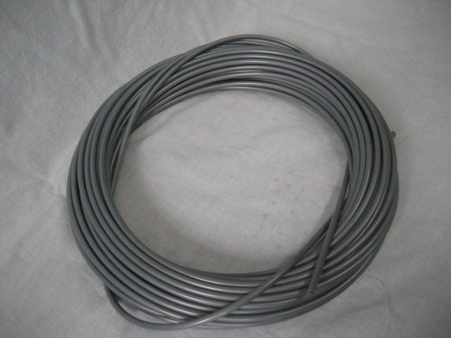 ブレーキワイヤーアウターケーブル グレー色 30m