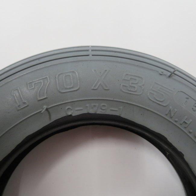 170 x 35 グレータイヤ