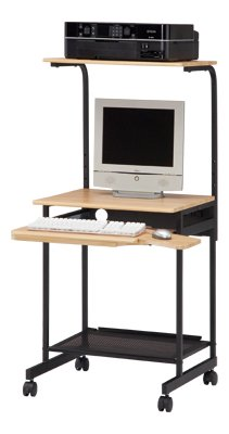 複合機対応パソコンデスク PCデスク PPR-60H NA