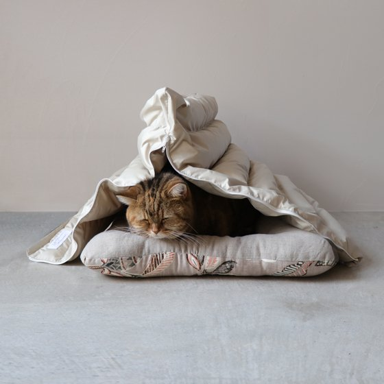 <img class='new_mark_img1' src='https://img.shop-pro.jp/img/new/icons5.gif' style='border:none;display:inline;margin:0px;padding:0px;width:auto;' />necoto Recycledown sleeping bag【beige】