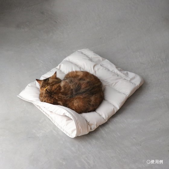 <img class='new_mark_img1' src='https://img.shop-pro.jp/img/new/icons5.gif' style='border:none;display:inline;margin:0px;padding:0px;width:auto;' />necoto Recycledown sleeping bag【Light grey】