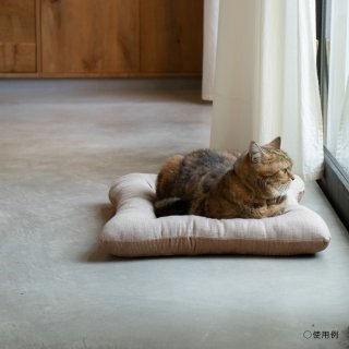 <img class='new_mark_img1' src='https://img.shop-pro.jp/img/new/icons5.gif' style='border:none;display:inline;margin:0px;padding:0px;width:auto;' />【受注製作】猫用ベッド/コーデュロイ×リネン帆布【ビスケット】