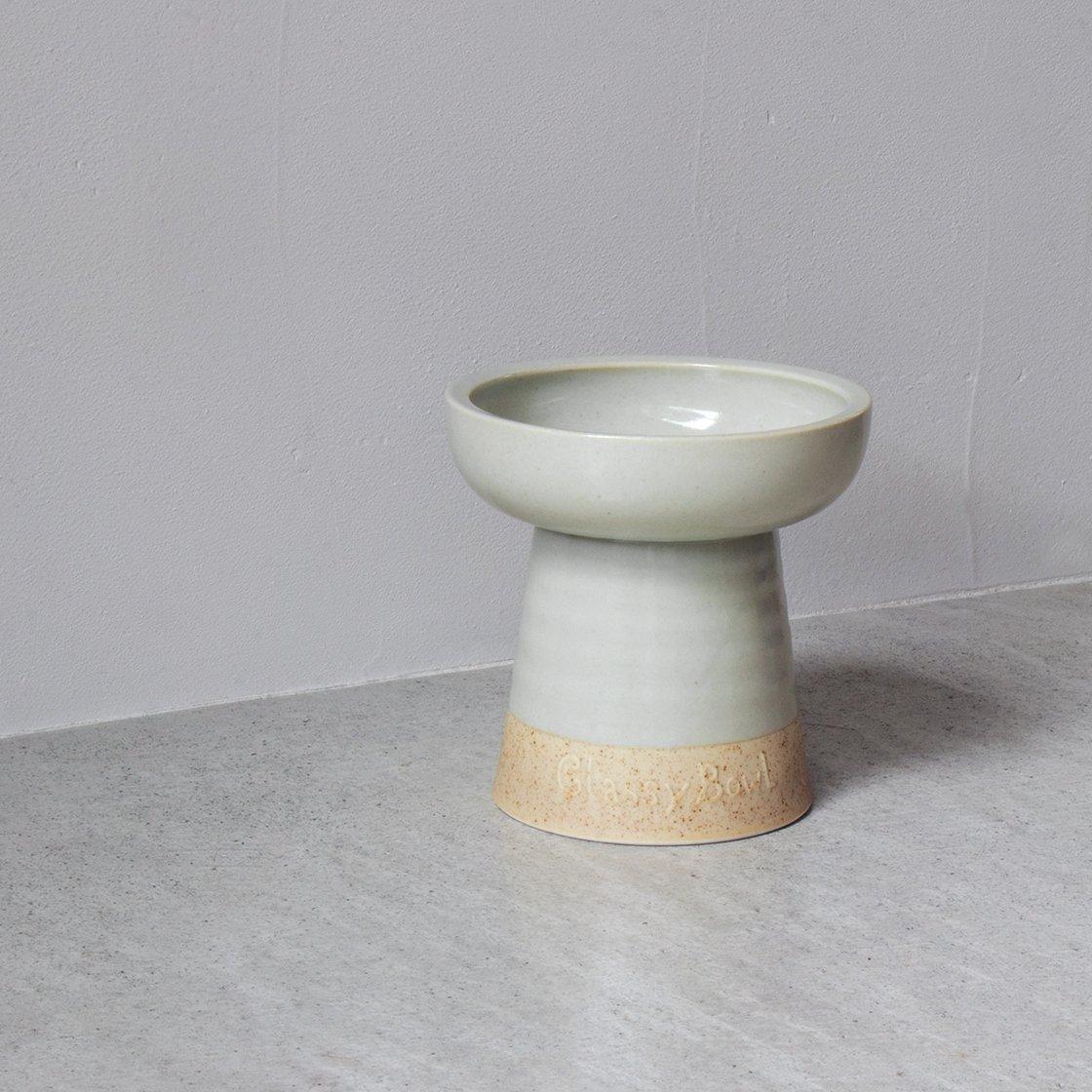 Classy Bowl【5インチ】古釉×梨地釉の掛け分け Made in Japan