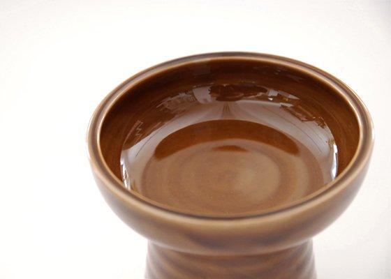 Classy Bowl【5インチ】キャラメル飴釉 Made in Japan
