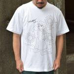 【blinc兄弟店・御徒町 カフェ RUTTEN_】かる飲み向上委員会公認Tシャツ girl