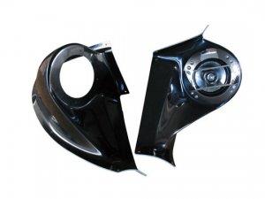 MAXAM SG17J/SG21J<br>パワードカスタムスピーカーボード <br>5インチ[ 黒ゲル仕上げ ]