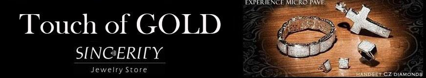 SINCERITY JewelryStore のオンラインストア [ Touch of Gold ] へようこそ。ジョーロデオ製品の正規販売及び各種ブランドのカスタムウォッチ、10K&14Kゴールド、シルバー、ウェディングなどの各種ジュエリーの販売、オーダーメイドなどアメリカジュエリー&ウォッチのセレクトストア