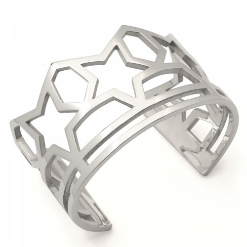 SKELETON FIVE STAR BANGLE(SV)<img class='new_mark_img2' src='//img.shop-pro.jp/img/new/icons5.gif' style='border:none;display:inline;margin:0px;padding:0px;width:auto;' />