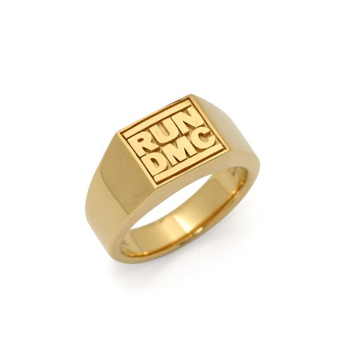 RUN-DMC PINKY RING