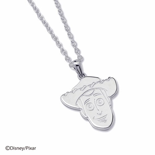 WOODY STAMP FACE NECKLACE(S)