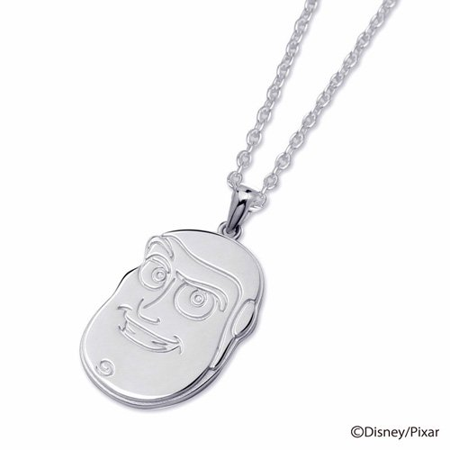 BUZZ STAMP FACE NECKLACE(L)<img class='new_mark_img2' src='//img.shop-pro.jp/img/new/icons5.gif' style='border:none;display:inline;margin:0px;padding:0px;width:auto;' />