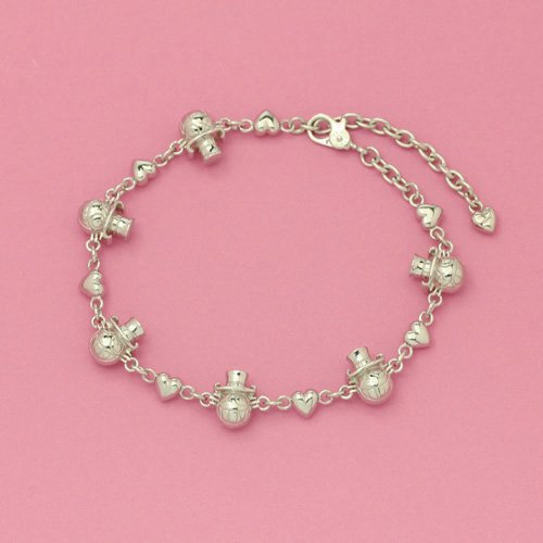 Mr.A BRACELET SILVER<img class='new_mark_img2' src='https://img.shop-pro.jp/img/new/icons5.gif' style='border:none;display:inline;margin:0px;padding:0px;width:auto;' />