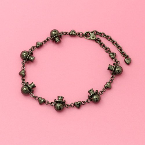 Mr.A BRACELET BLACK<img class='new_mark_img2' src='https://img.shop-pro.jp/img/new/icons5.gif' style='border:none;display:inline;margin:0px;padding:0px;width:auto;' />