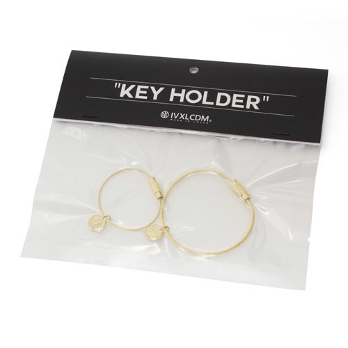 COMPRESSION WIRE KEY HOLDER S/M<img class='new_mark_img2' src='https://img.shop-pro.jp/img/new/icons5.gif' style='border:none;display:inline;margin:0px;padding:0px;width:auto;' />