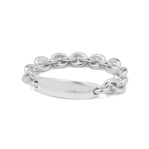 PLATE CHAIN RING<img class='new_mark_img2' src='https://img.shop-pro.jp/img/new/icons5.gif' style='border:none;display:inline;margin:0px;padding:0px;width:auto;' />