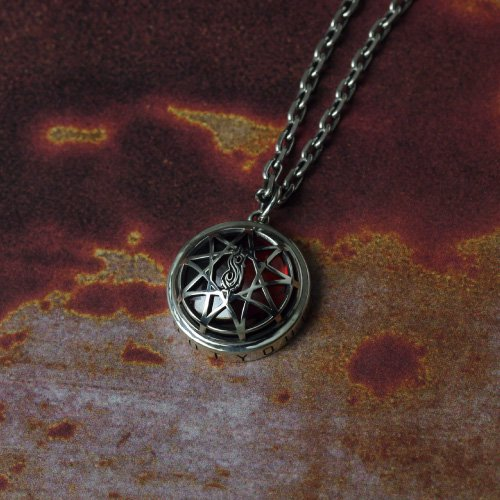 MAGIC CIRCLE PENDANT<img class='new_mark_img2' src='https://img.shop-pro.jp/img/new/icons5.gif' style='border:none;display:inline;margin:0px;padding:0px;width:auto;' />