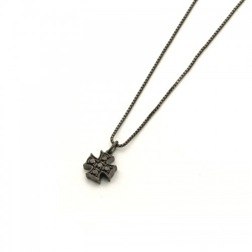 V CROSS PENDANT(MATBK)<img class='new_mark_img2' src='//img.shop-pro.jp/img/new/icons47.gif' style='border:none;display:inline;margin:0px;padding:0px;width:auto;' />