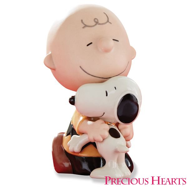 レノックス ピーナッツ チャーリーブラウン&スヌーピー フィギュア PEANUTS Lots of Hugs Figurine by Len…