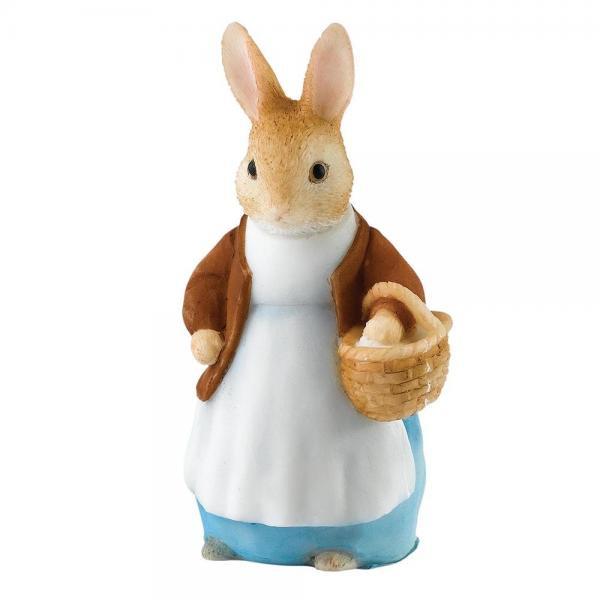 ボーダーファインアーツ ビアトリクス・ポター ラビットおくさん Mrs Rabbit