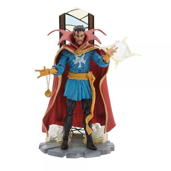 マーベル ドクター・ストレンジ ディズニーストア アクションフィギュア Doctor Strange Action Figure