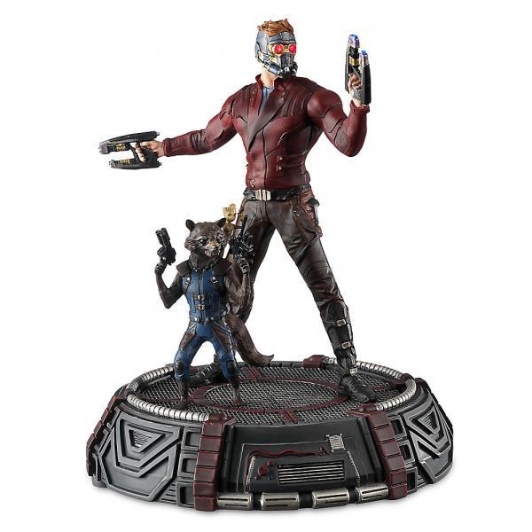 マーベル ガーディアン・オブ・ギャラクシー ディズニーストア 限定フィギュア Guardians of the Galaxy Vol. 2 Limited Edition Figuri…