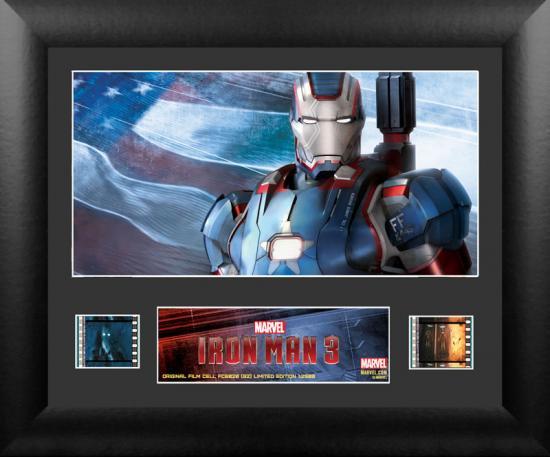 【限定】アイアンマン3 フィルム・セル (S2) シングル Iron Man 3 (S2) Single