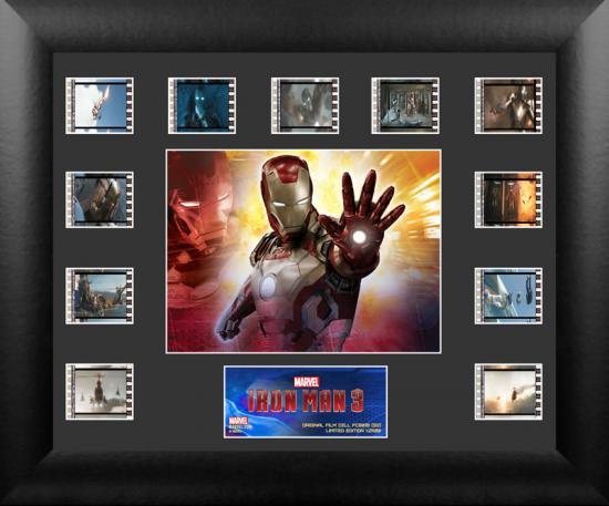 【限定】アイアンマン3 フィルム・セル (S2) ミニモンタージュ Iron Man 3 (S2) Mini Montage