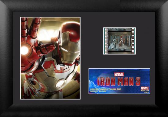 【限定】アイアンマン3 フィルム・セル (S2) ミニセル Iron Man 3 (S2) Minicell
