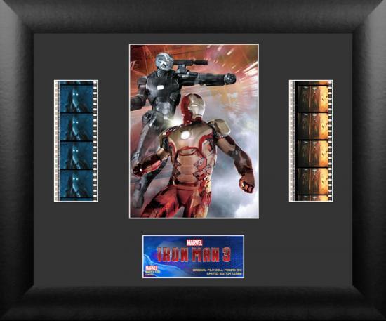 【限定】アイアンマン3 フィルム・セル (S3) ダブル Iron Man 3 (S1) Double