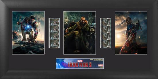 【限定】アイアンマン3 フィルム・セル (S1) トリオ Iron Man 3 (S1) Trio