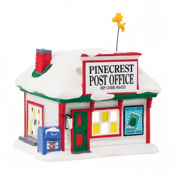 ピーナッツ ウッドストック  パインクレスト ポストオフィス Pinecrest Post Office