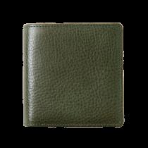 バザーリ<br>カードフラップ付き<br>二つ折り財布
