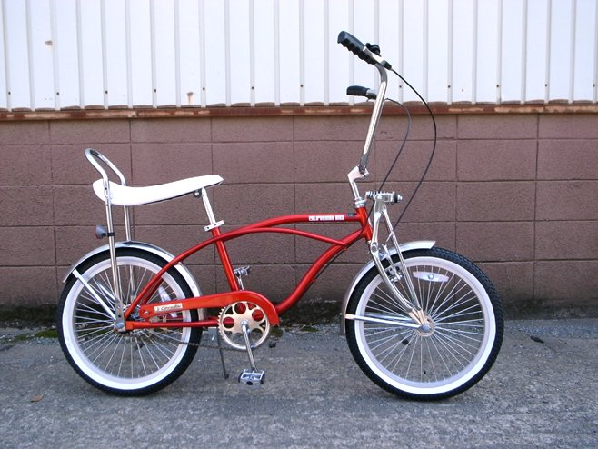 LOW RIDER(RED)