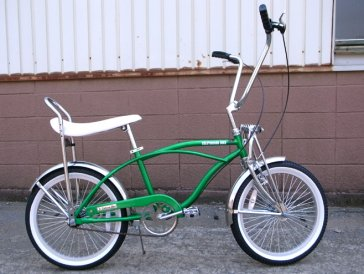 LOW RIDER(GREEN)