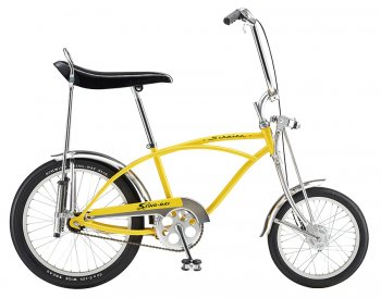 SCHWINN STING RAY (YELLOW)