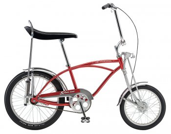 SCHWINN STING RAY (RED)