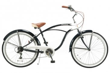 RAINBOW BEACH CRUISER 26″ 7D (NAVY/WHITE)