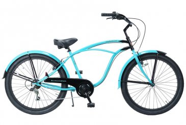 RAINBOW BEACH CRUISER 26″ 7D (SHADE OF PALE)