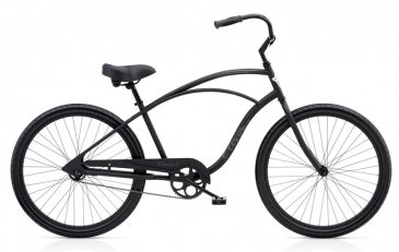 CRUISER 1 MENS (Matte Black)
