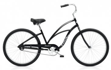 CRUISER 1 Ladies (Black)