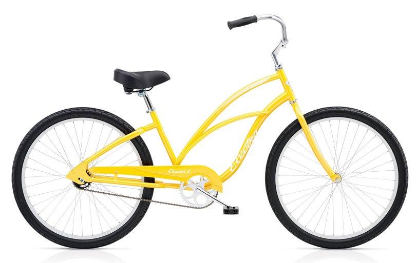 CRUISER 1 Ladies (Sun Yellow)