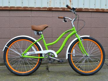 NEW SANTA CRUZ(GREEN)