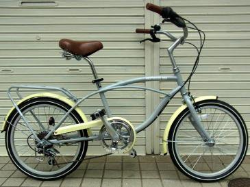 NEW POP'N BIKE(COOL GRAY)