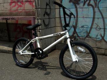 BMX(WHITE)